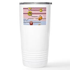 Genetic molecular mecha Travel Mug