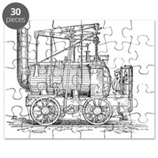 Hedley's Puffing Billy, 1813 Puzzle
