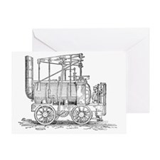 Hedley's Puffing Billy, 1813 Greeting Card