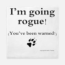 Im going rogue2 Queen Duvet