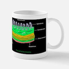 Intestine wall, artwork Mug