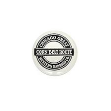 Corn Belt Route Mini Button