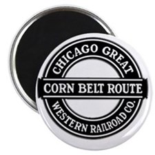 Corn Belt Route Magnet