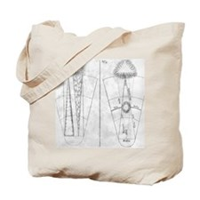Fludd's energy and substance Tote Bag