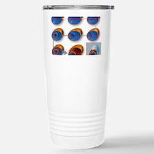Bacterial endospore for Travel Mug