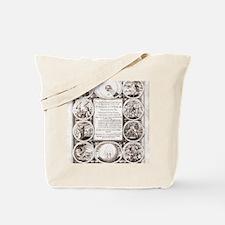 Mylius' Philosophia reformata Tote Bag
