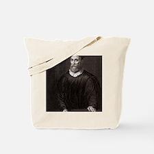 John Knox, Scottish theologian Tote Bag