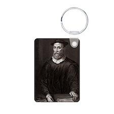 John Knox, Scottish theolo Keychains