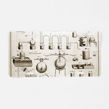 Lavoisier equipment, 1787 Aluminum License Plate