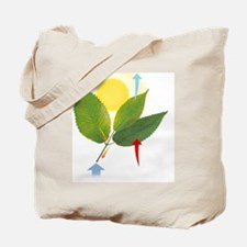 Photosynthesis, artwork Tote Bag