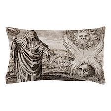 Hermes Trismegistus, classical god Pillow Case