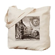 Hermes Trismegistus, classical god Tote Bag