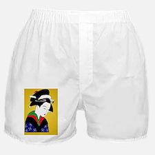 Geisha Girl Boxer Shorts