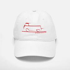speedy single cab red Baseball Baseball Cap