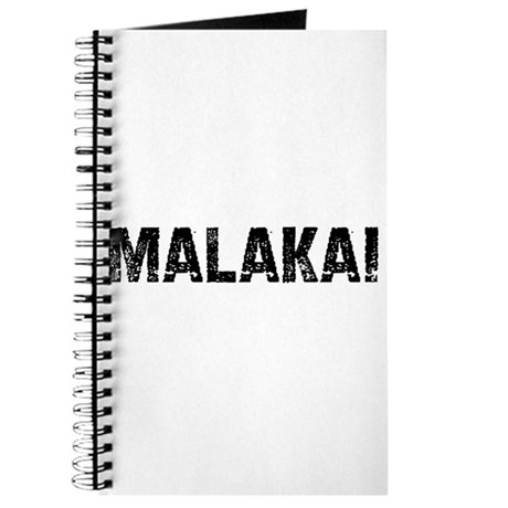 Malakai Journal