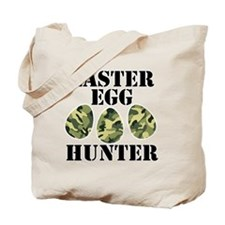 Easter Egg Hunter Tote Bag