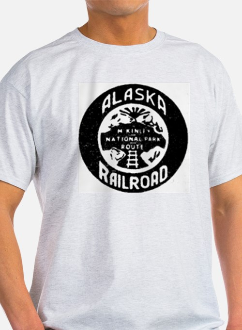 Alaska Railroad 1958 T-Shirt