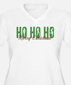 Ho Ho Ho Merry Christmas T-Shirt