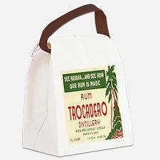 Trocadero Distillery Canvas Lunch Bag