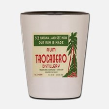 Trocadero Distillery Shot Glass