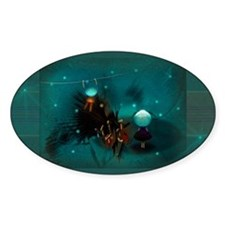 Planets, space, kids : a story Decal