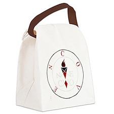 Coven Magick Sigil Canvas Lunch Bag