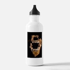 Ural Cave bear skull U Water Bottle