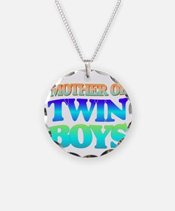Twin boys mother Necklace