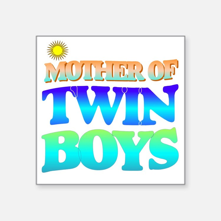 Twin Boys Bumper Stickers Car Stickers Decals Amp More