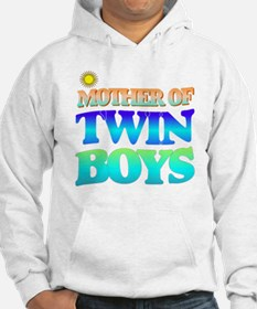 Twin boys mother Jumper Hoody