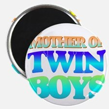 Twin boys mother Magnet