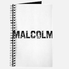 Malcolm Journal