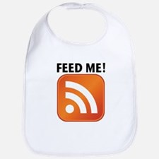 Feed Me RSS icon Bib