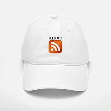 Feed Me RSS icon Baseball Baseball Cap