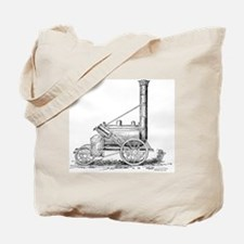 Stephenson's Rocket, 1829 Tote Bag