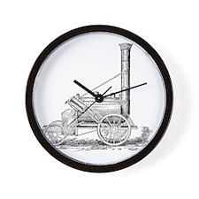 Stephenson's Rocket, 1829 Wall Clock