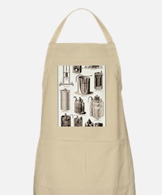 Early electrical equipment Apron