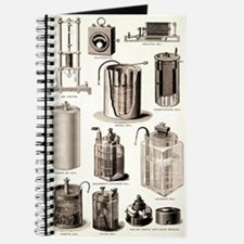 Early electrical equipment Journal