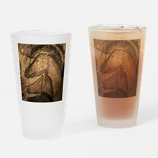 Stone-age cave paintings, Chauvet,  Drinking Glass