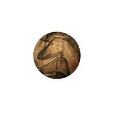 Stone-age cave paintings, Chauvet, Fra Mini Button