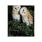 Owl Blankets
