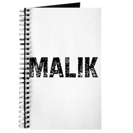 Malik Journal