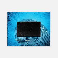 Fingerprint, computer artwork Picture Frame