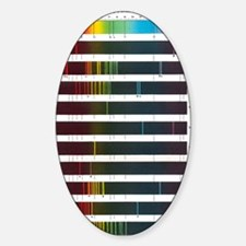 Flame emission spectra of alkali me Decal