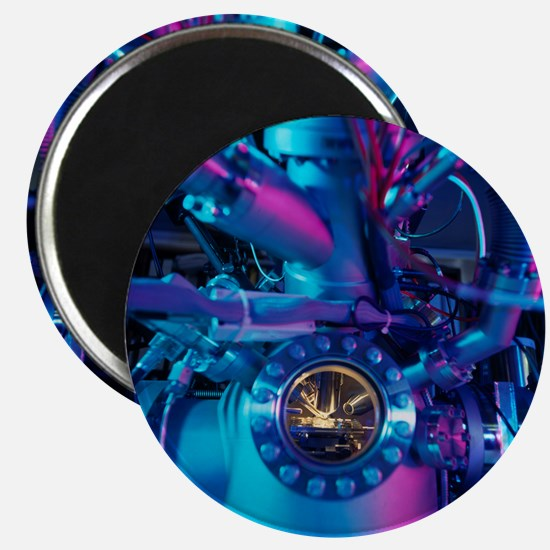 Mass spectrometer Magnet