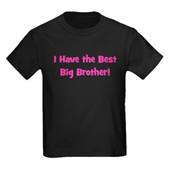I Have the Best Big Brother - T