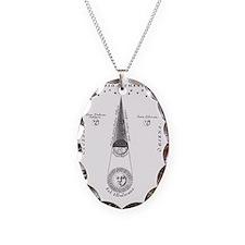 Lunar eclipse mechanism, histo Necklace