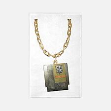 Ballsrogs Zelda Chain 3'x5' Area Rug