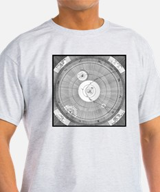 Orbit of a comet T-Shirt