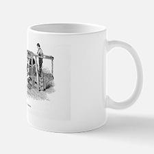 Cowper's printing machine Mug